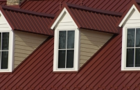 Metalldächer / PREFA Aluminiumdächer