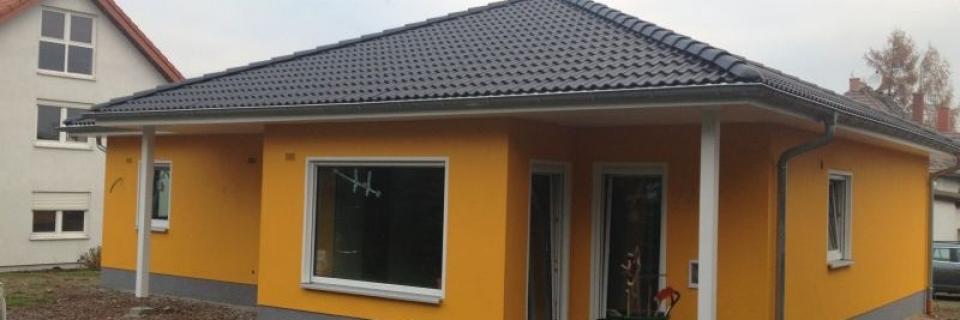 Dacheindeckung mit Nelskamp Sigma Walmdach